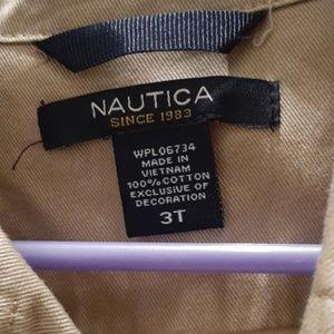 Khaki Girls Dress size 3T